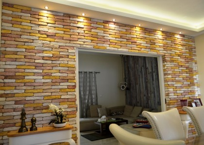 Indoor Wallcladding
